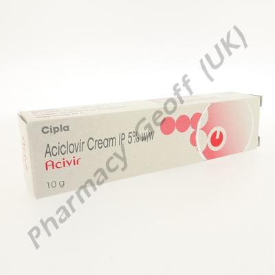 Acivir Aciclovir Cream