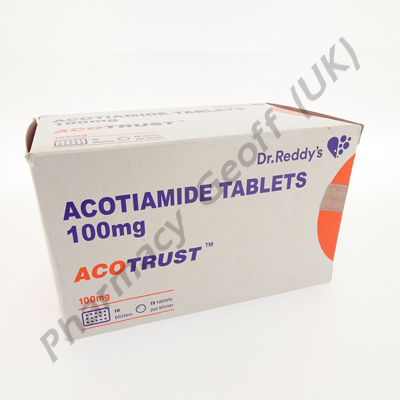 Acotrust (Acotiamide) 100mg