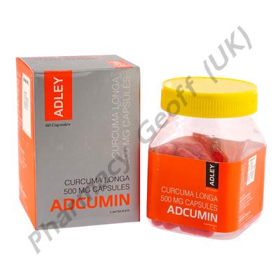 Curcuma Longa Capsules (Adcumin)