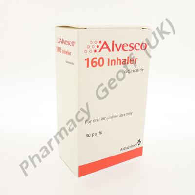 Alvesco (Ciclesonide) - 160mcg