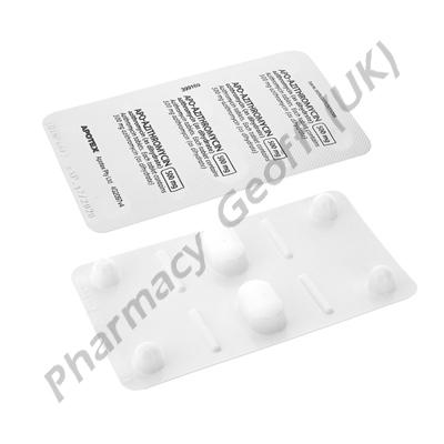 Apo-Azithromycin (Azithromycin Dihydrate) 500mg