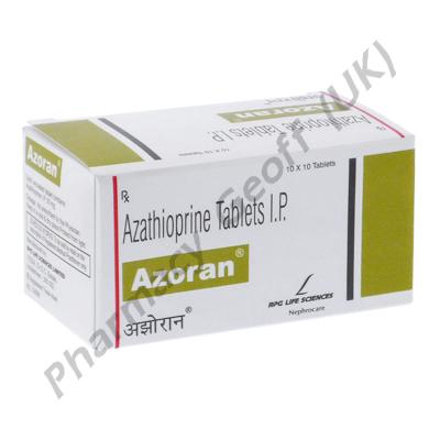 Azoran (Azathioprine) - 50mg (10 Tablets)