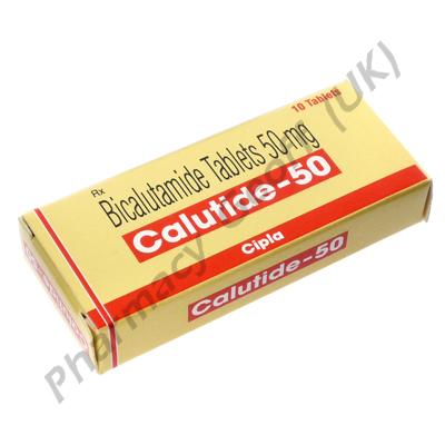 Calutide (Bicalutamide) - 50mg (10 Tablets)