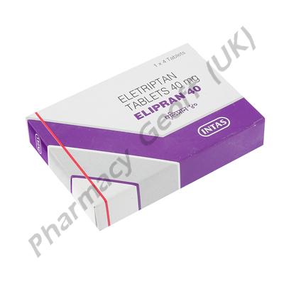 Elipran (Eletriptan) Tablets