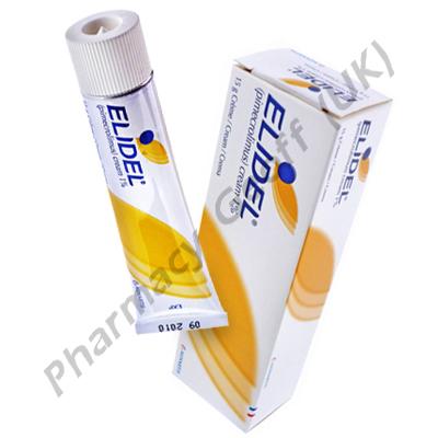 Elidel Cream (Pimecrolimus) - 1% (15g Tube)