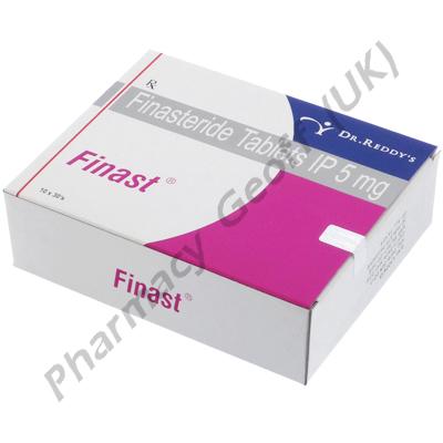 Finast (Finasteride) - 5mg (30 Tablets)