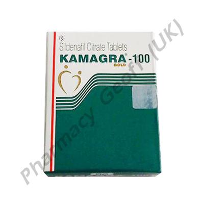 Kamagra Gold (Sildenafil Citrate) 100mg
