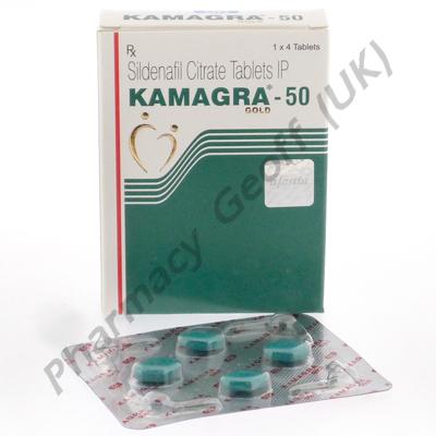 Kamagra (Generic Viagra - Sildenafil Citrate)