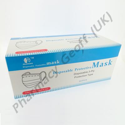 Disposable PPE Masks