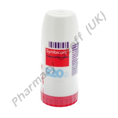 Symbicort Forte Turbuhaler (Budesonide/Formoterol Fumarate) - 320mcg/9mcg (60 doses)