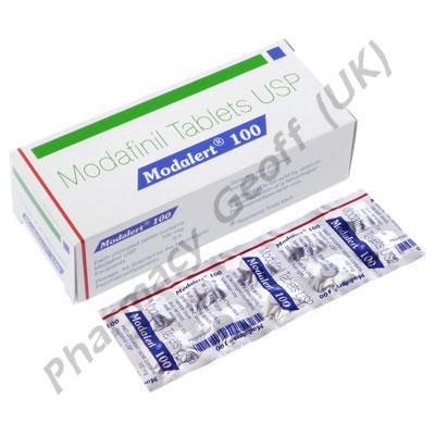 Modafinil (Modalert) - 100mg (10 Tablets)