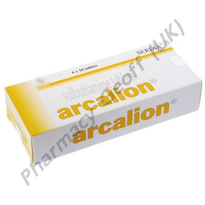 Arcalion (Sulbutiamine) - 200mg (60 Tablets)