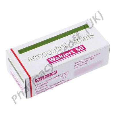 Armodafinil (Waklert) - 50mg (10 Tablets)