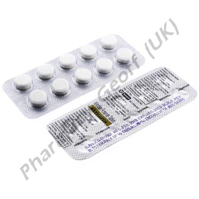 Asthafen (Ketotifen Fumarate) - 1mg (10 Tablets)