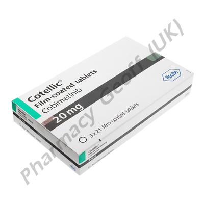 Cotellic (Cobimetinib Fumarate) - 20mg (63 Tablets)
