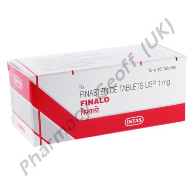 Finalo (Finasteride) - 1mg (10 Tablet)