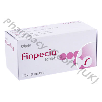 Finpecia (Finasteride) - 1mg (10 Tablets)