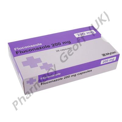 Fluconazole - 200mg (28 Capsules)