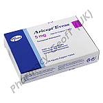Aricept Evess (Donepezil Hydrochloride) - 5mg (28 Disintegrating Tablets)