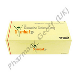 Symbal (Duloxetine) - 20mg (10 Tablets)