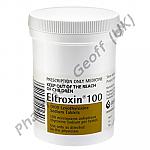 Eltroxin (Levothyroxine Sodium) - 100mcg (1000 Tablets)