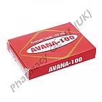 Avana-100 (Avanafil) - 100mg (4 Tablets)