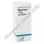 Burinex (Bumetanide) - 1mg (100 Tablets)