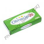 Olmecip (Olmesartan Medoxomil) - 20mg (10 Tablets)