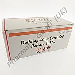 Dalstep (Dalfampridine) - 10mg (10 x 10 Tablets)