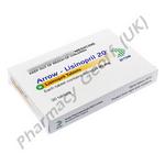 Lisinopril - 20mg (30 Tablets)
