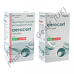 Aerocort Inhaler (Beclomethasone Dipropionate/Levosalbutamol) - 50mcg/50mcg (1 Inhaler)