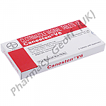 Canesten Vaginal Tablets (Clotrimazole) - 100mg (6 Tablets with Applicator)