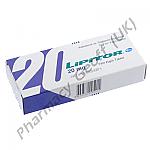 Lipitor (Atorvastatin Calcium) - 20mg (30 Tablets) (Turkish)