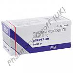 Axepta 60 (Atomexetine) - 60mg (10 Tablets)