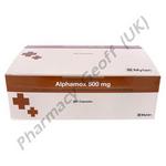 Amoxicillin (Alphamox) - 500mg (500 Capsules)