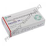 Januvia 100 (Sitagliptin) - 100mg (7 Tablets)