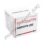 Ampicillin (Ampisyn) - 250mg (10 Capsules)