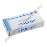 Stablon (Tianeptine) - 12.5mg (10 Tablets)