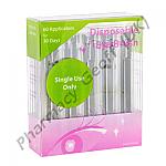 Eye Brush Applicators for Bimatoprost Eye Drops (30 Pairs)