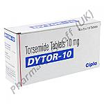 Torsemide (Dytor) - 10mg (10 Tablets)