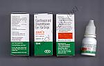 Zoxan D Eye/Ear Drops (Ciprofloxacin Hydrochloride IP/  Dexamethasone) - 0.3%/0.1% (10mL)