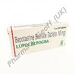 Lupin Bepogra (Bepotastine Besilate) - 10mg (10 Tablets)