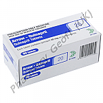 Arrow-Quinapril (Quinapril Hydrochloride) - 20mg (90 Tablets)