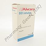 Alvesco (Ciclesonide) - 80mcg (60 puffs)