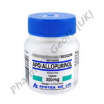 Allopurinol (Apo-Allopurinol) - 300mg (100 Tablets)