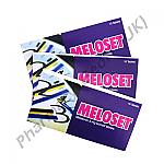 Meloset (Melatonin) - 3mg (10 Tablets)