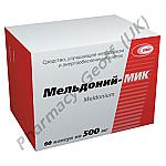 Meldonium-MIC (Meldonium) - 500mg (60 Capsules)