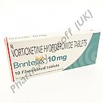 Brintellix (Vortioxetine Hydrobromide) - 10mg (10 Tablets)
