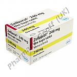 Zelboraf (Vemurafenib) - 240mg (56 Tablets)