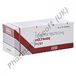 Veltride (Generic Dutasteride) - 0.5mg (10 Capsules)